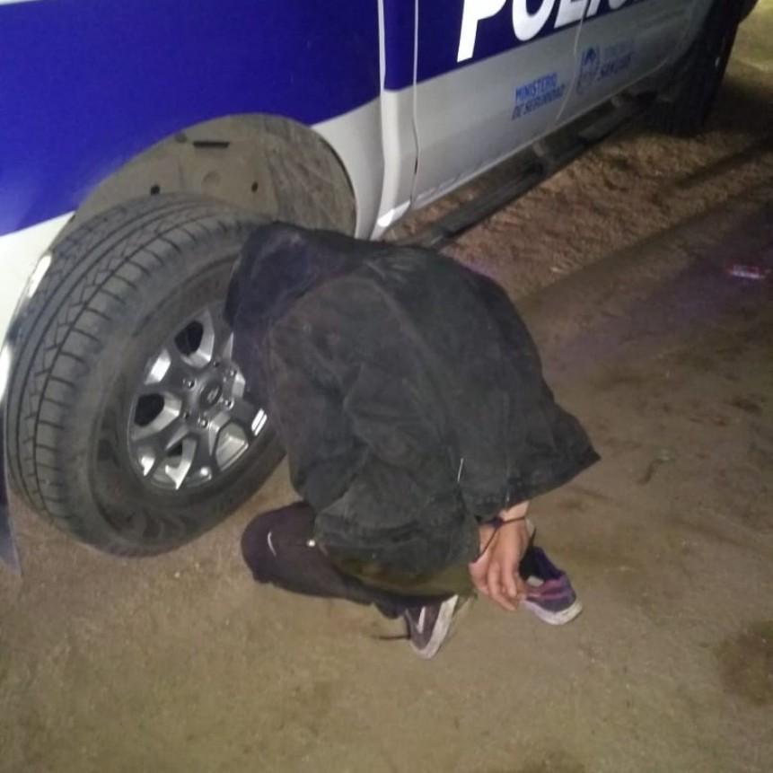 San Luis: detenciones por abigeato