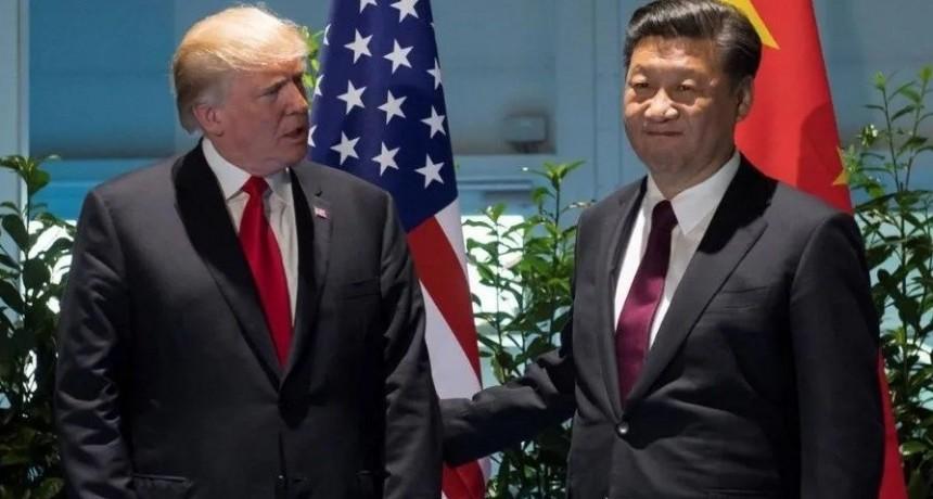 Tensión por guerra comercial entre China y Estados Unidos