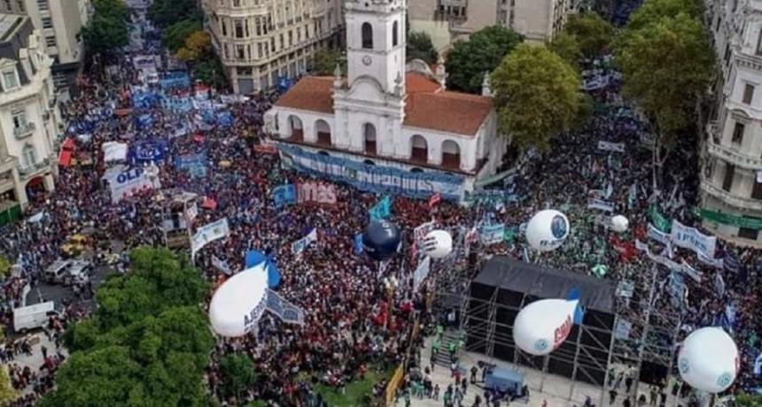 La CGT hará un nuevo paro general a fin de mayo: el sexto de la gestión de Macri