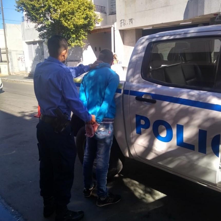 San Luis: Un arrebatador fue enviado a la cárcel