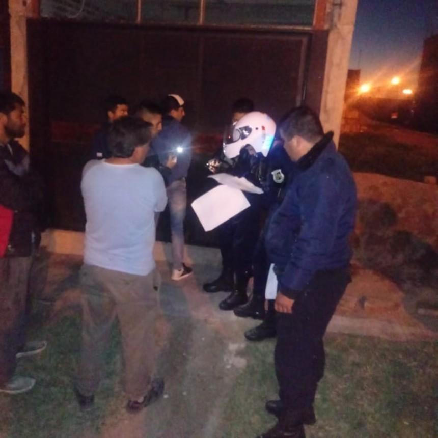 San Luis: detuvieron a dos asaltantes