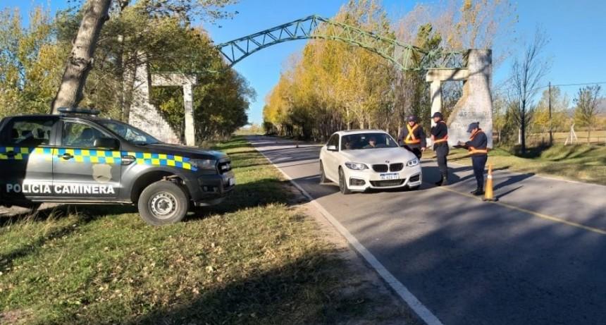 Nuevo Megaoperativo policial en toda la provincia