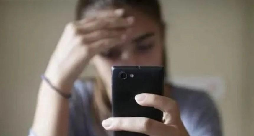 Degenerado le mandaba videos pornográficos a una joven de 13 años