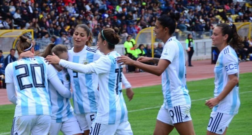 La Selección Argentina Femenina se despide con entrada libre