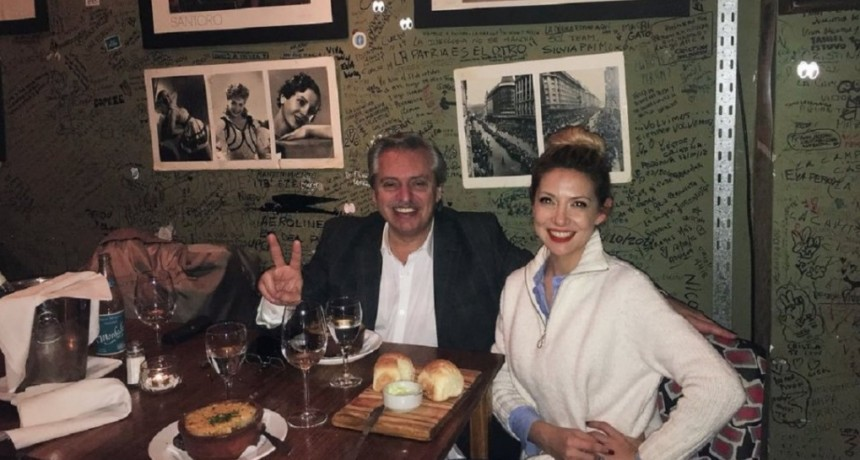 La mujer de Alberto Fernández contó cómo se formó la fórmula con Cristina Kirchner
