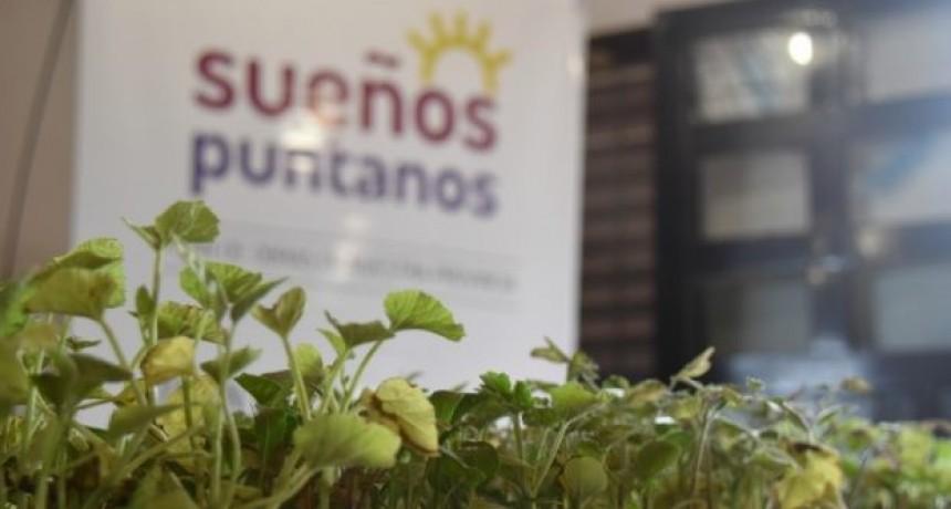 Las capacitaciones de Una Familia, una huerta llegan a la ciudad de San Luis y a 8 localidades