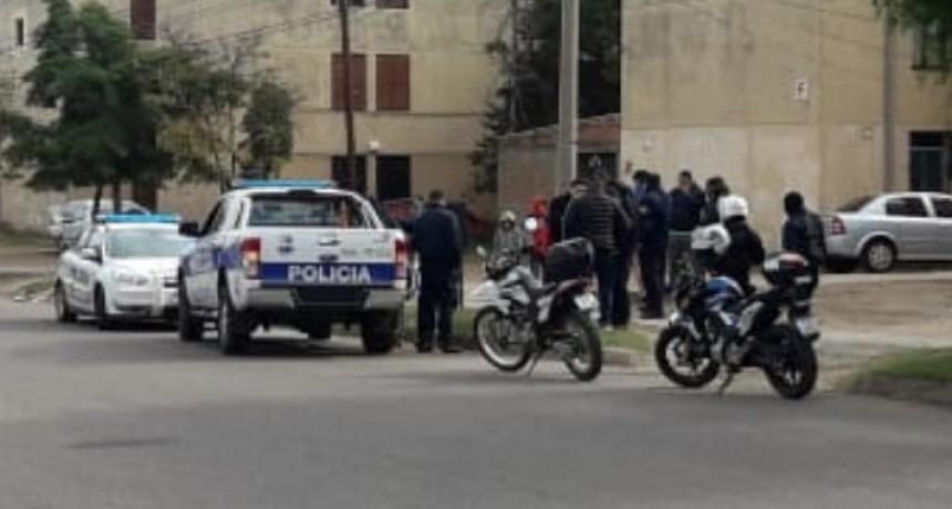 San Luis: robó elementos de una camioneta y fue detenido