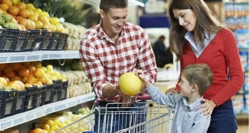 Una familia necesitó $29.493 para no ser pobre en abril