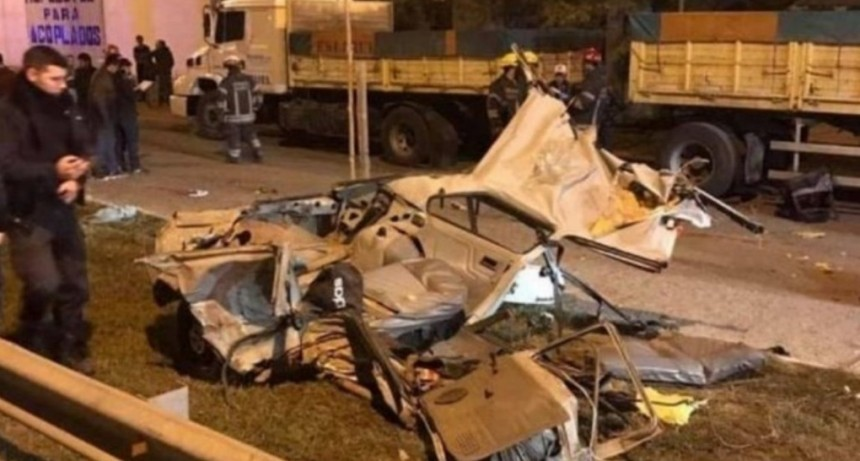 San Miguel del Monte: el fiscal general confirmó que la Policía disparó contra el auto