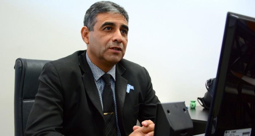 Darío Neira es el nuevo subjefe de la Policía provincial y estará a cargo de Jefatura Central