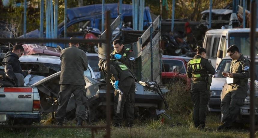Detuvieron a 7 policías por la muerte de los 4 chicos en el choque de San Miguel del Monte