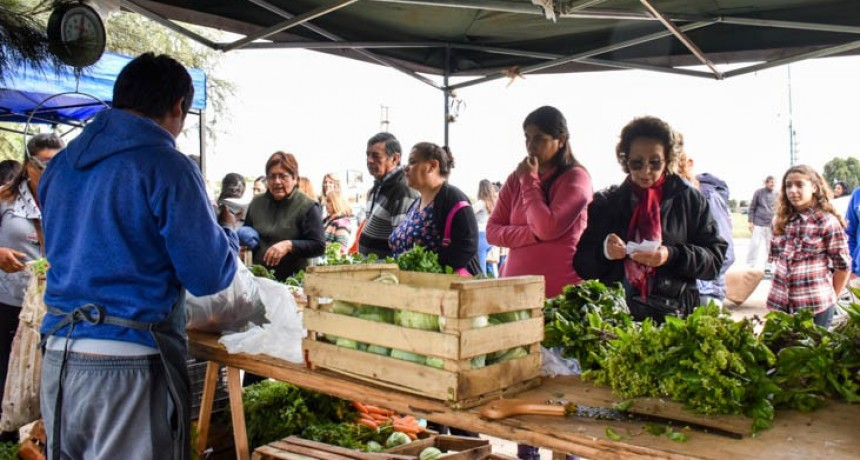 Los productos de Sol Puntano llegan este viernes a la calle Julio A. Roca