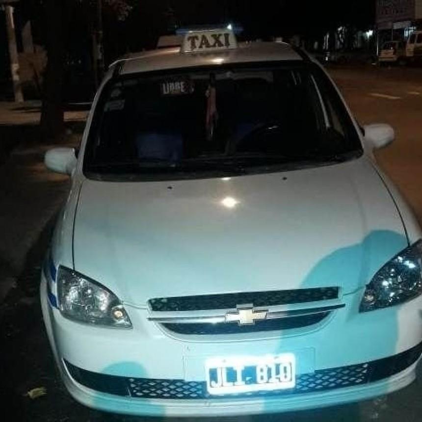 San Luis: la policía demoró a un taxista que manejaba ebrio
