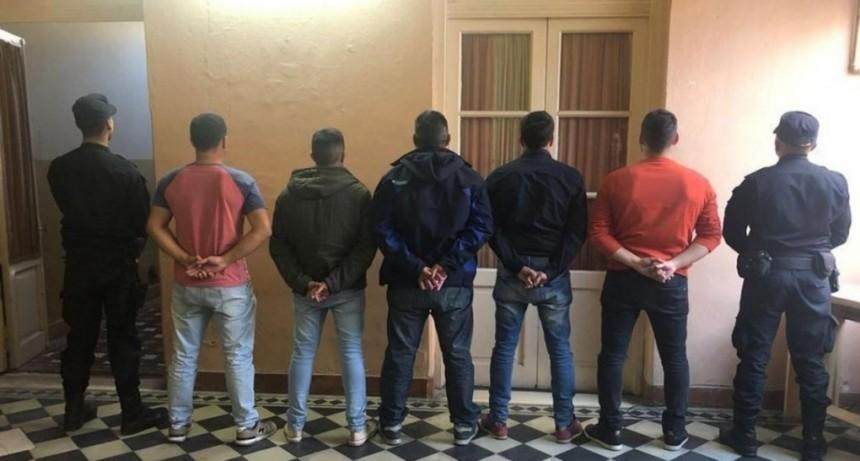 Se negaron a declarar los policías detenidos por la masacre de San Miguel del Monte
