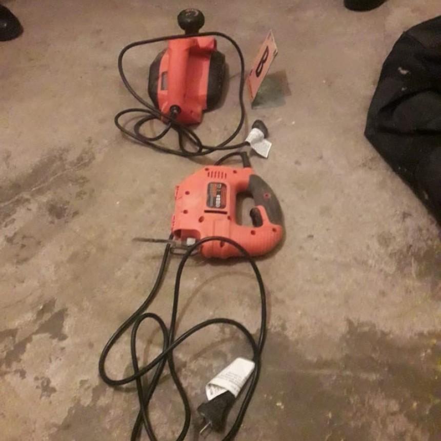 San Luis: herramientas robadas fueron recuperadas