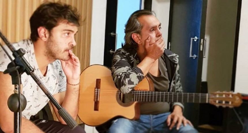 Por la denuncia contra su hijo, Mario Teruel se aleja de Los Nocheros