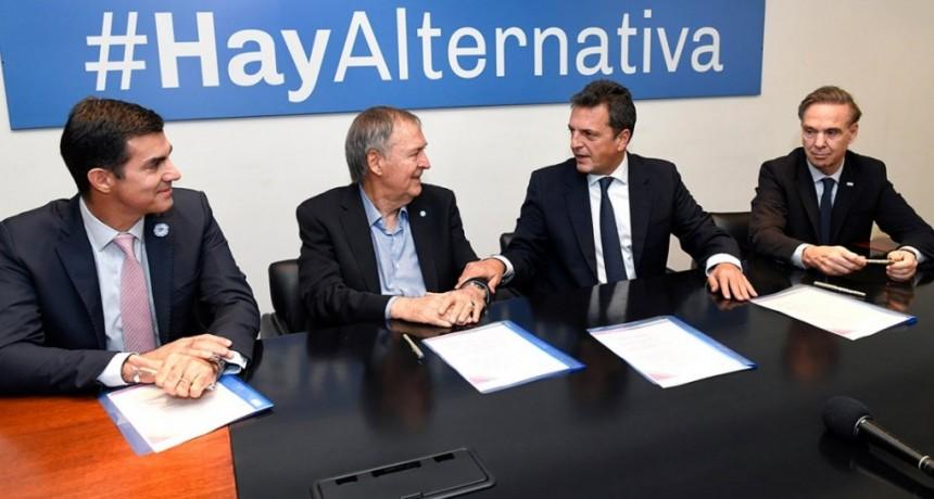 Alternativa Federal tendrá un candidato propio surgido de las PASO