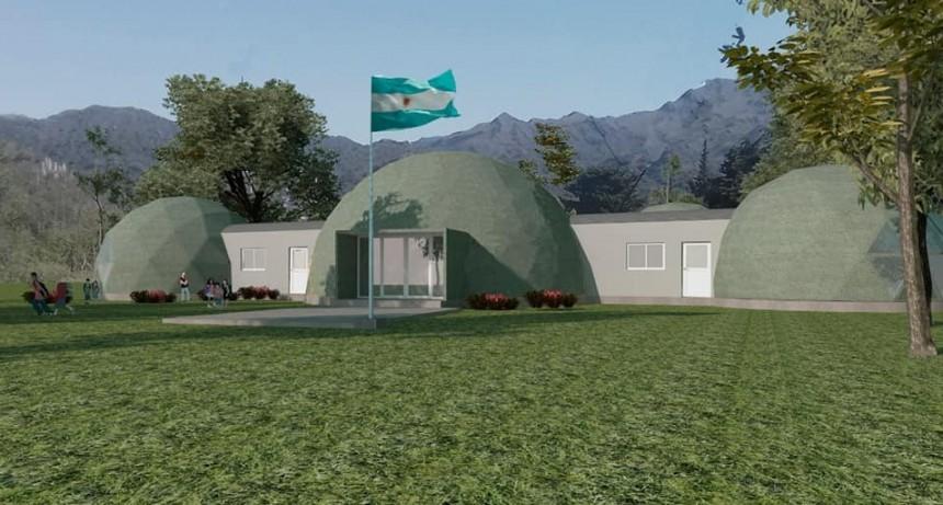 La Escuela Generativa Nueva Humanidad tendrá un nuevo y sustentable edificio