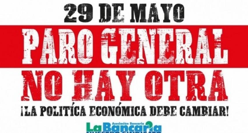 Paro general del 29 de mayo de la CGT: todos los servicios que se verán afectados