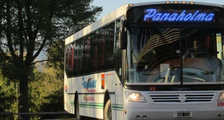 Panaholma dejaría de prestar el servicio de transporte en Merlo