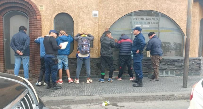 San Luis: un grupo de lavacoches fueron demorados por agredir a automovilistas