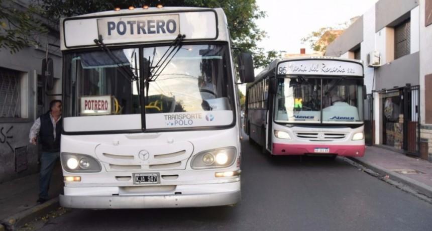 La UTA anunció un paro de transporte para el próximo 4 de junio