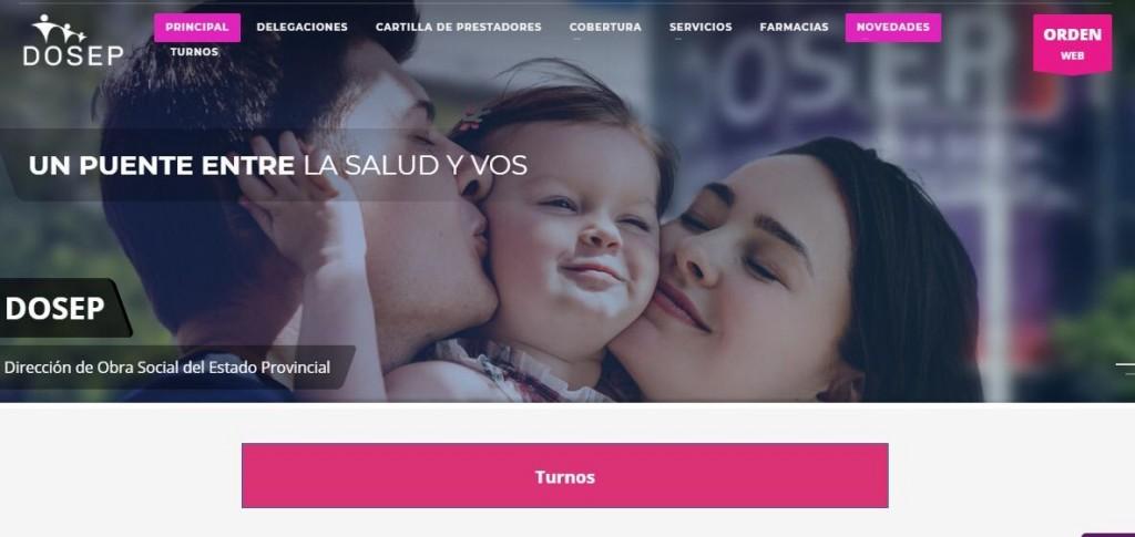 """DOSEP implementa el sistema de """"turnos online"""" para los trámites en la obra social"""