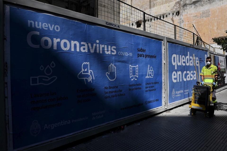 Coronavirus en Argentina: en el peor día de la pandemia, se registraron 23 muertes en las últimas 24 horas