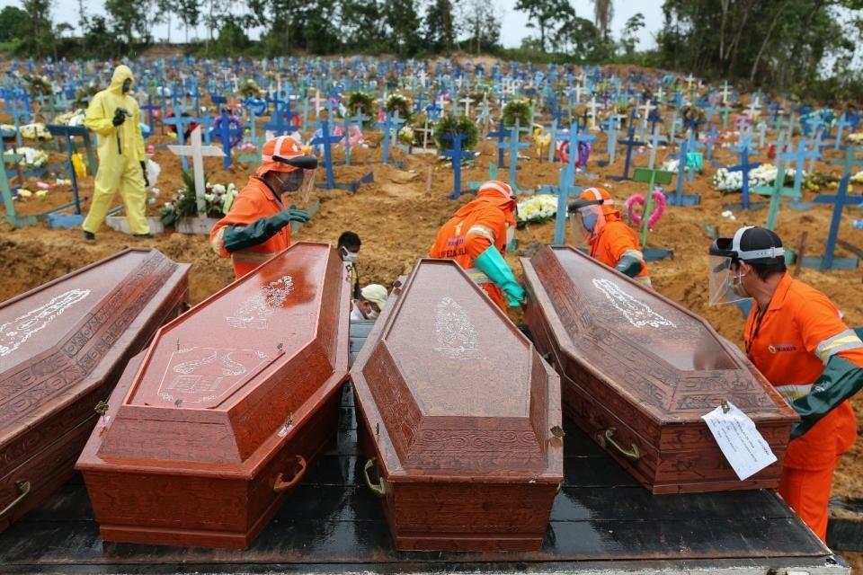 Brasil: la pandemia avanza sin freno