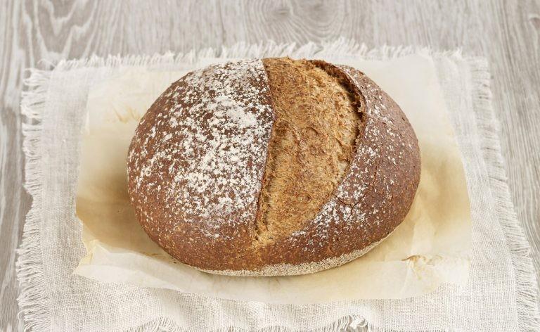 Tipos de pan que no están cargados de carbohidratos