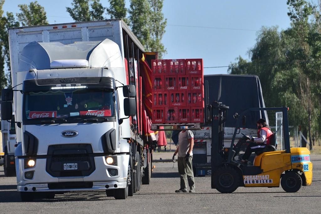 Cómo funciona el Centro de Transferencia de Cargas del Autódromo de San Luis