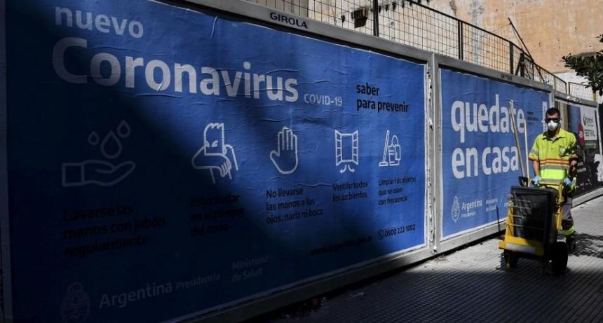 Coronavirus en Argentina: informe de la noche del 6 de mayo