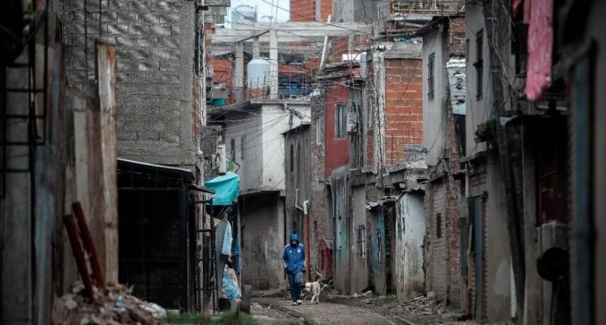 Coronavirus en las villas porteñas: en la 1-11-14 hubo 9 positivos sobre 10 personas testeadas