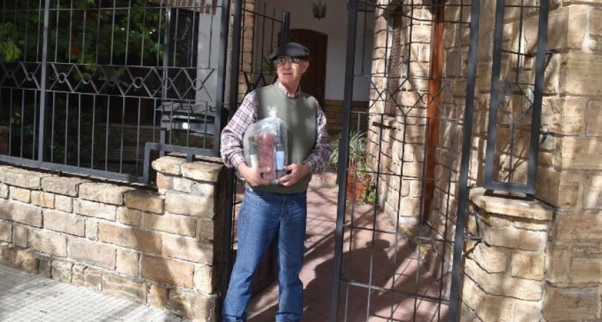 Este miércoles Sol Puntano vuelve a entregar sus productos a domicilio