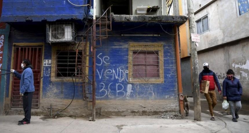 Coronavirus en barrios vulnerables de la Ciudad: dos muertos y 100 nuevos casos en las últimas 24 horas