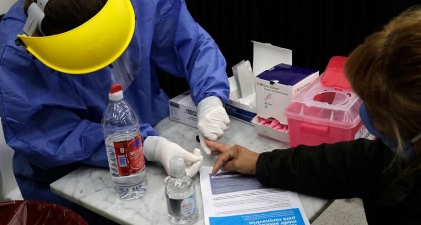 Coronavirus: crecen los contagios y las muertes en el AMBA