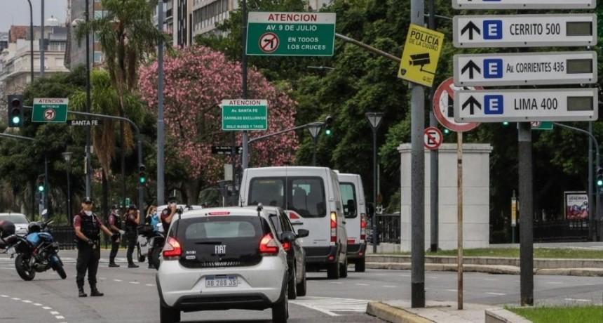 La nueva cuarentena: Circulación más restringida entre la ciudad y la provincia