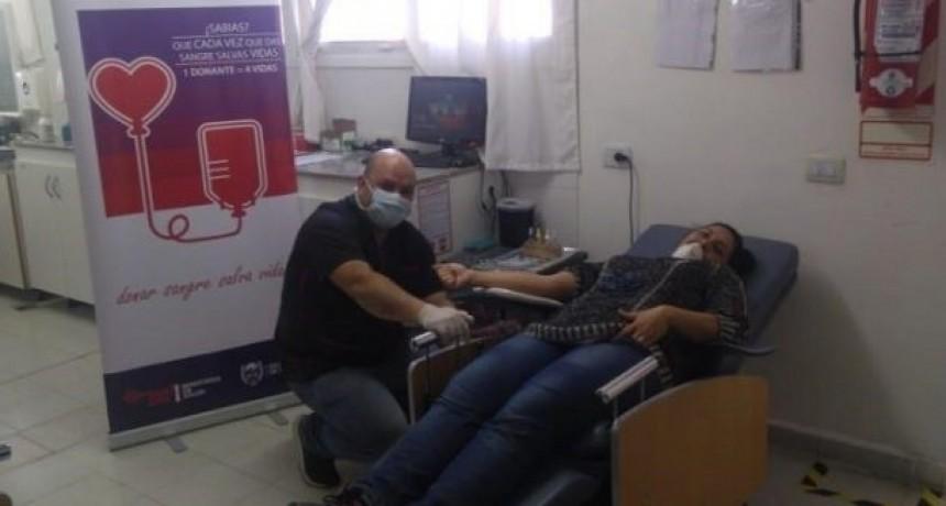 Se incrementó considerablemente la donación voluntaria de sangre en San Luis