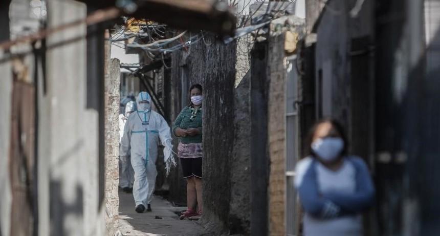 Villa Azul: El virus que profundiza la desigualdad social