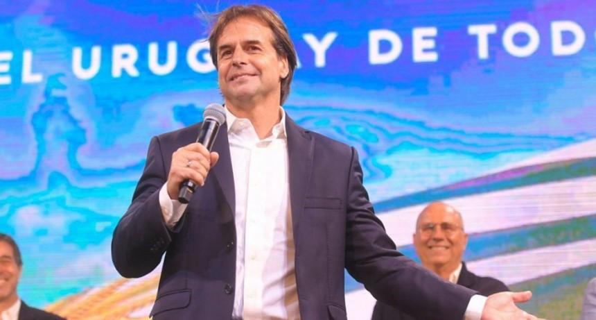 Uruguay: el presidente Lacalle Pou en cuarentena