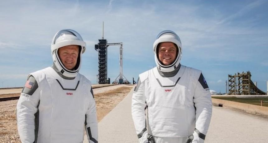 El histórico lanzamiento de SpaceX y la NASA