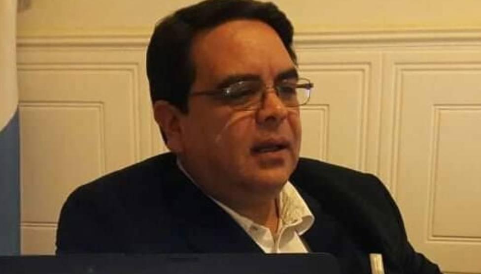 Dr Héctor Zavala, representante legal de Residencias Amaneceres:
