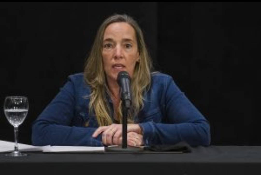 María Eugenia Cantaloube habló de la reunión del Comité de Crisis Provincial con los intendentes y sobre la situación epidemiológica de la provincia