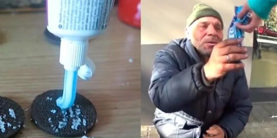 Condenan a youtuber que le dio galletitas con pasta de dientes a indigente