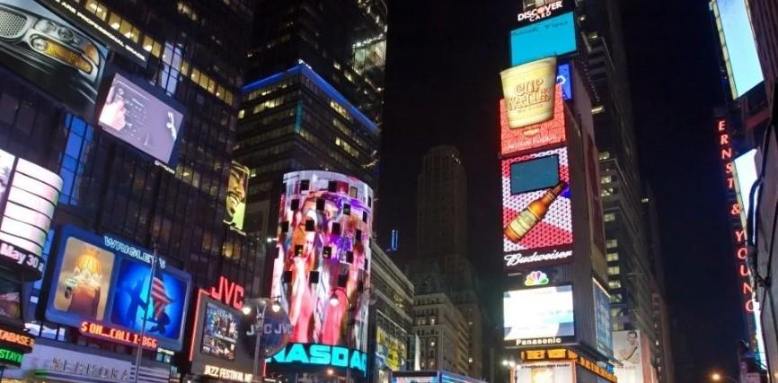 Arrestaron a un hombre que quería lanzar granadas en Times Square