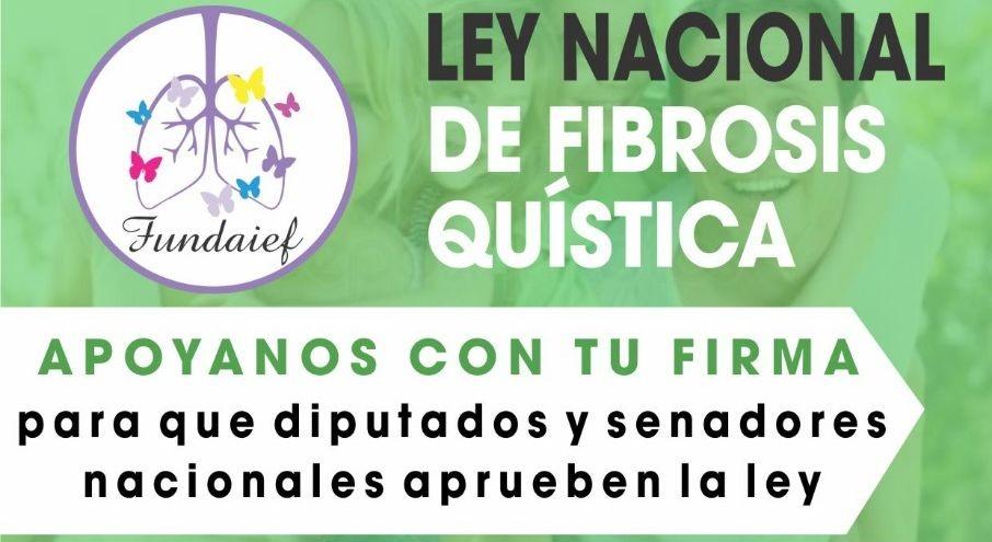 Colecta de firmas por la Ley de Fibrosis Quística