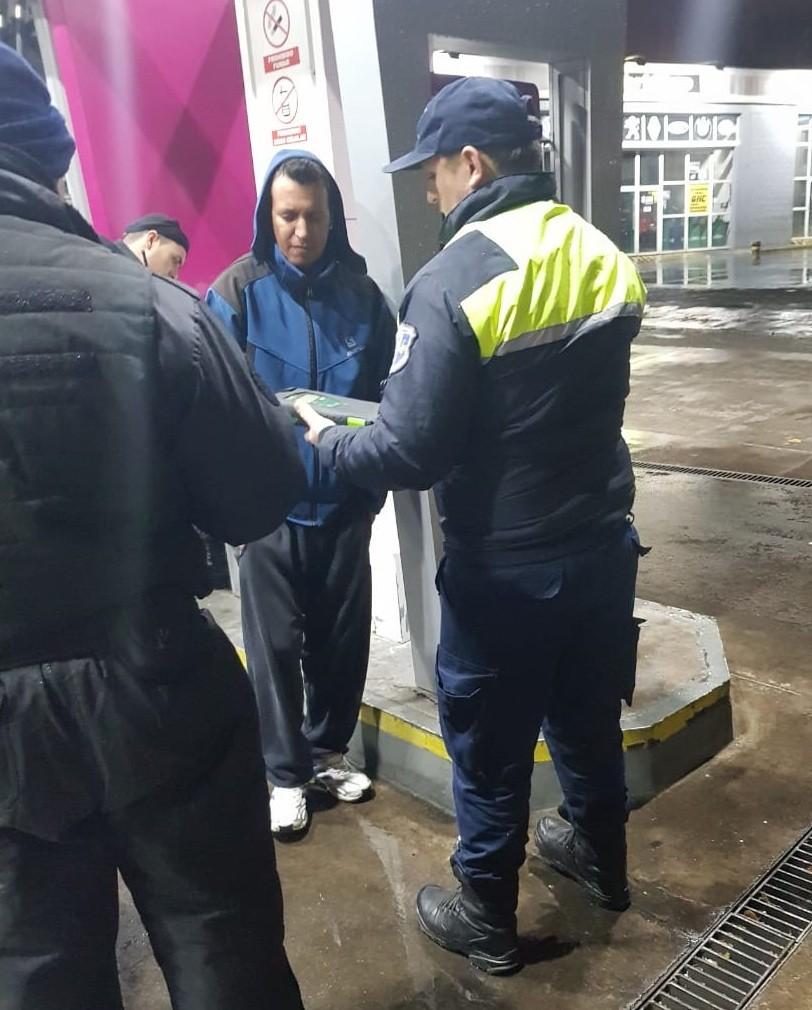 San Luis: un cadete de policía fue demorado por conducir alcoholizado