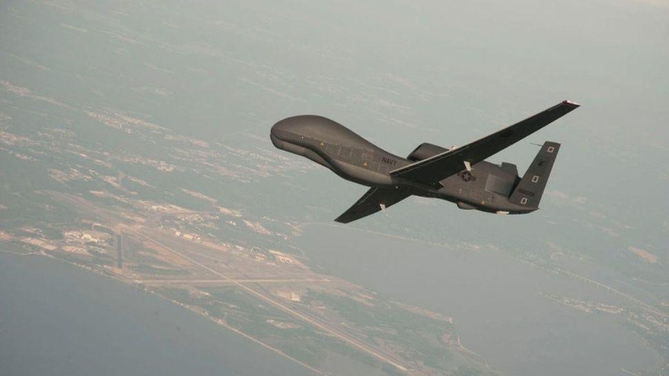 Irán derribó un dron yanqui y la tensión está en su punto máximo