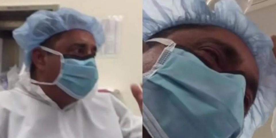 Papá de 5 nenas se enteró que iba a tener un varón y casi lo echan del hospital