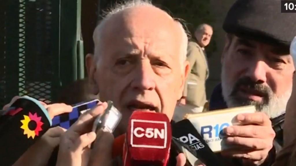 Lavagna negó que le hayan ofrecido dinero para bajar su candidatura